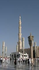 Minaret of Masjid Nabawi