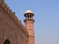 Badshai Mosque   by Omer Wazir