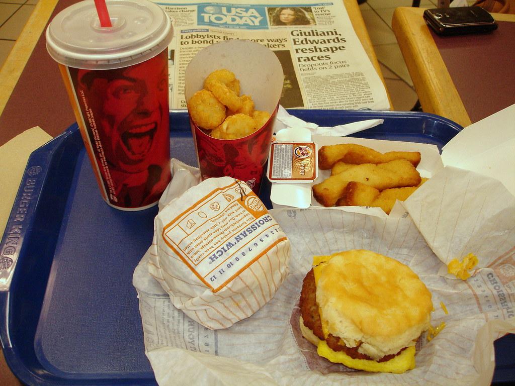 burger king sucks  i am a mcdonalds guy i only eat at