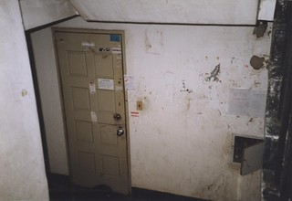 My front door in KangNam, Seoul