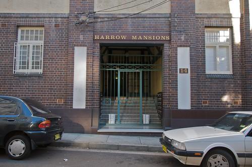 'Harrow Mansions', Darlinghurst