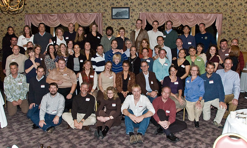reunion classphoto classof1987 20year earlhamcollege