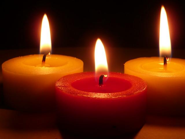 Calde luci di Natale -- warm lights of Christmas