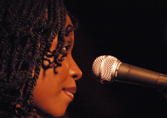 On Stage - Manu Dibango