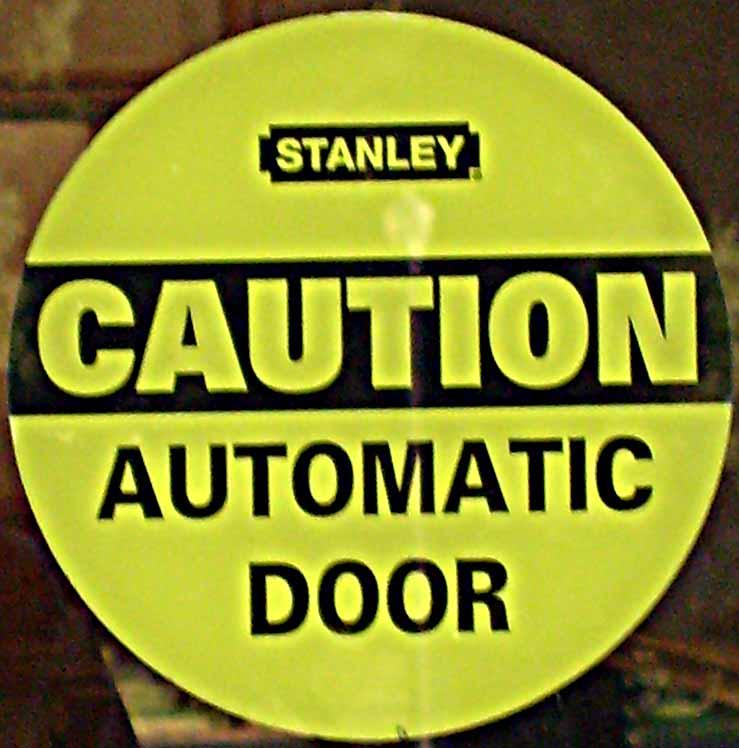 Squircle - Door Sign