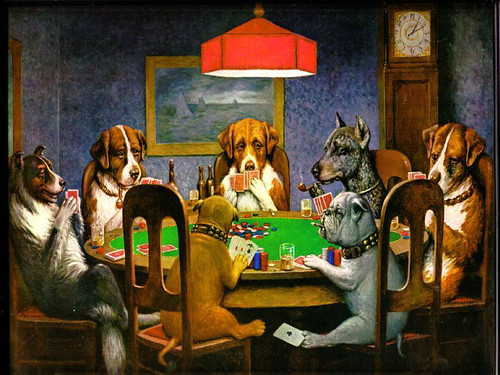 dog-poker-background-1024x768 | by Lyons, Tigers, and Bears...Oh My!