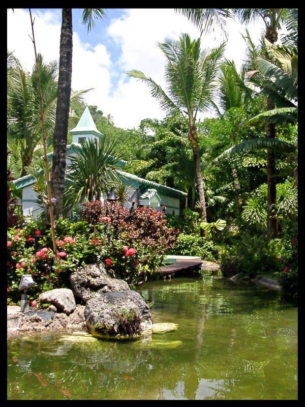 Guam: nearby Inarajan Village