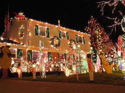 200,000 Christmas Lights