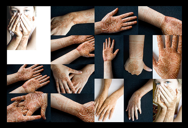 hannah's henna hands
