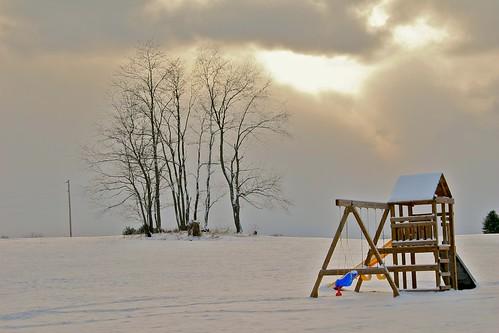 ohio snow albany