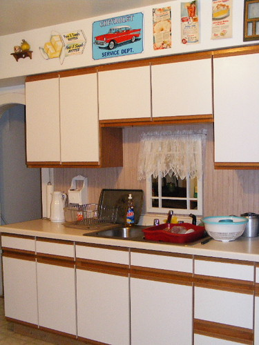 Ugly Kitchen Cabinets Jackie Flickr