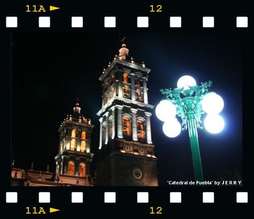 Beautiful Cathedral (Puebla)