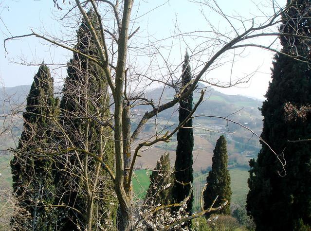 A sample of Tuscany