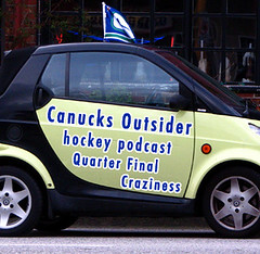 Quarter Final Craziness - Canucks Outsider #52 | by Uncleweed