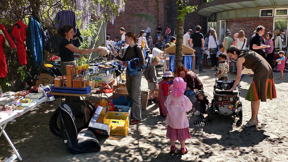 Flohmarkt Hamburg Kinder