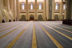 Grand Mosque - Prayer Hall