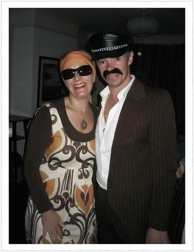 Gina & Tony