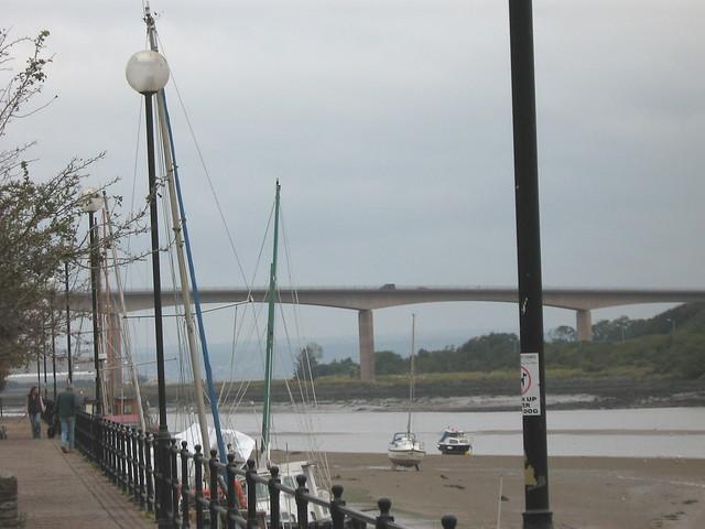 The Quay and New Bridge Bideford