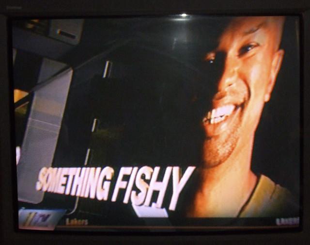 MSH: #15 - Something's Fishy