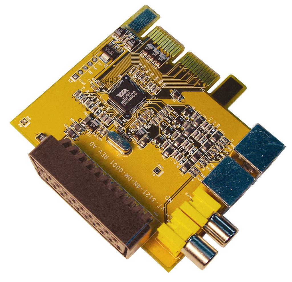 VIA VT1622/M Digital TV Encoder card   VIA VT1622/M Digital …   Flickr