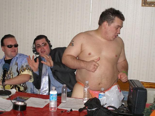 Big dick mike