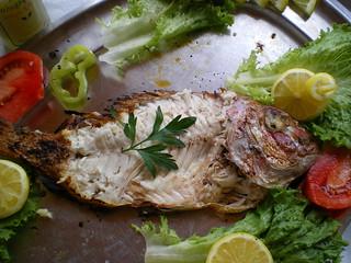 Fish, Crete, Greece, Photo by Nikki Rose