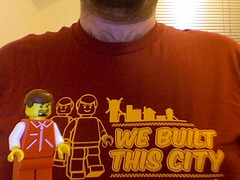 We built this city | by Neil Crosby