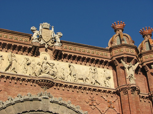 Arc de Triomf | by Lauren Manning