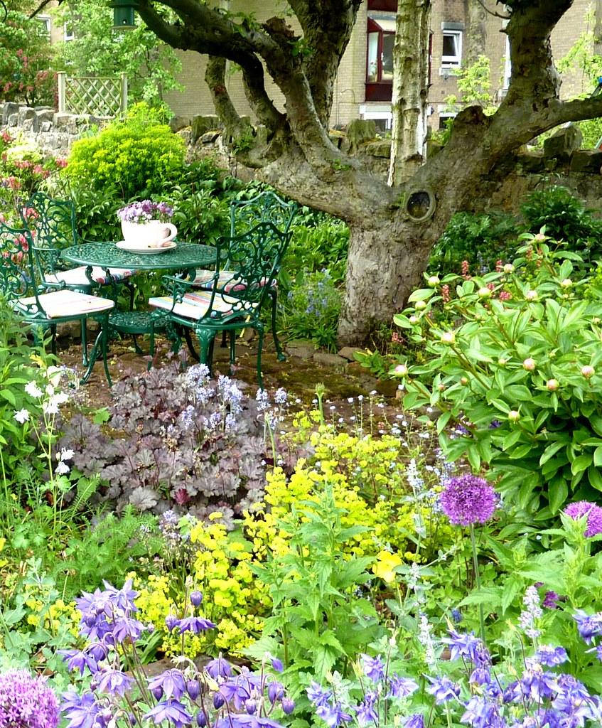 Secret Garden Nook