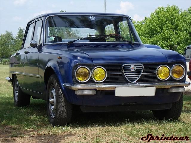Alfa Romeo Giulia Nuova 1300 Super