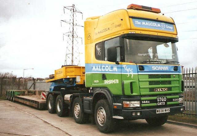 Scania 144G - 530hp - WHM - W838 WHS