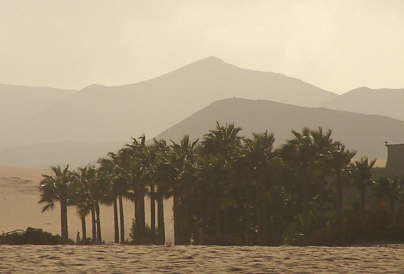 Calima / Mist