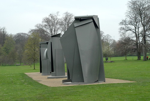 Sculpture, Yorkshire Sculpture Park | by Forest Pines