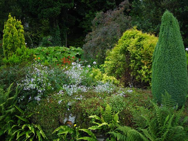 Broughton House garden 5