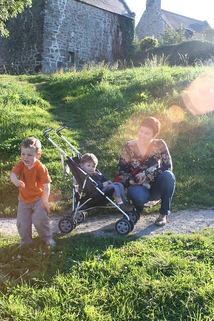 Pierre, Axel et Julie