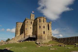 Warkworth Castle | by Draco2008