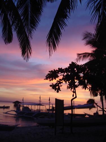 beach geotagged island sand sunny cebu malapascua philippians