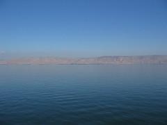 Views of the Sea of Galilea