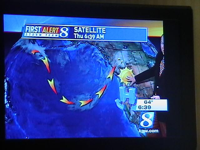 Northwest newschannel 8 6:30 am morning news KGW sunrise w… | Flickr