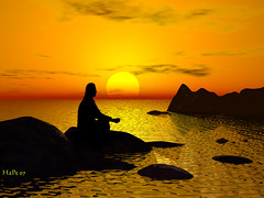 meditation | by HaPe_Gera
