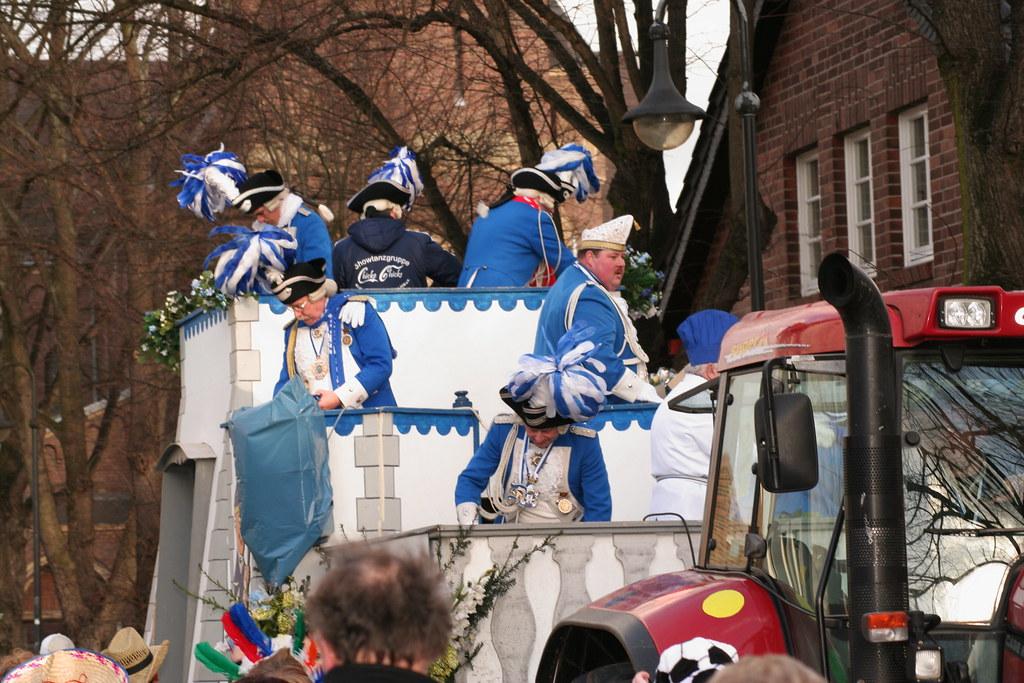 Karnevalszug Hürth