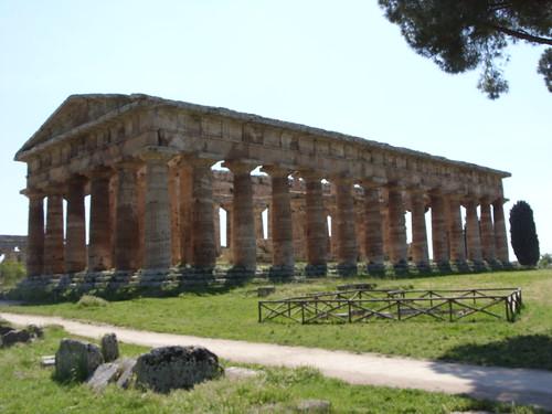 Paestum - Temple of Zeus