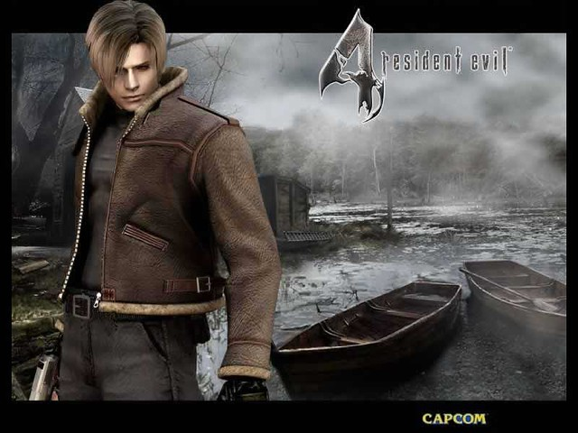Resident Evil 4 Wallpaperjpg Potegrant Flickr