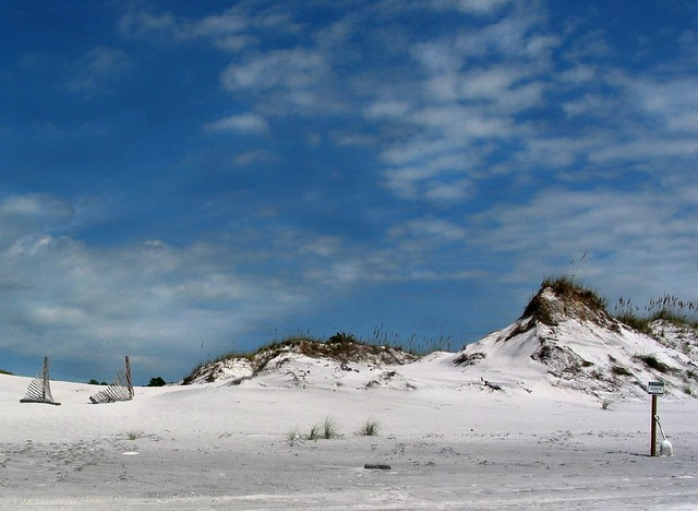 Dunes at Deer Lake State Park