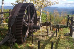 Cable Railway Gears