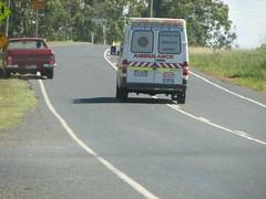 Ambulance in Laidley