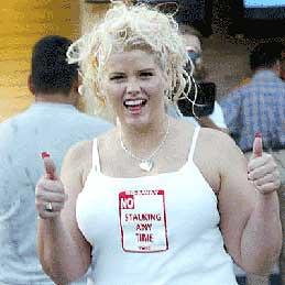 Fat Anna Nicole Smith By Skitty25