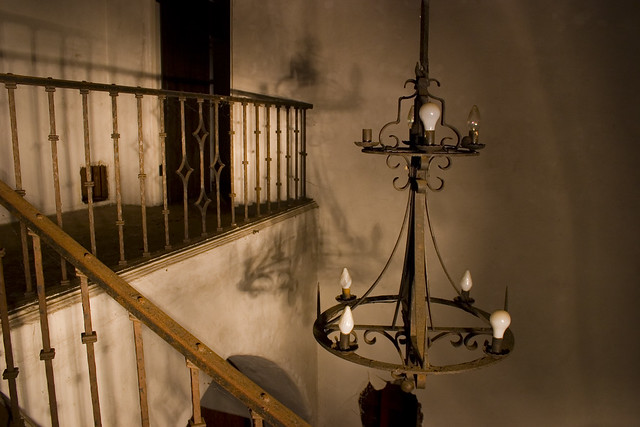Grand Staircase Chandelier