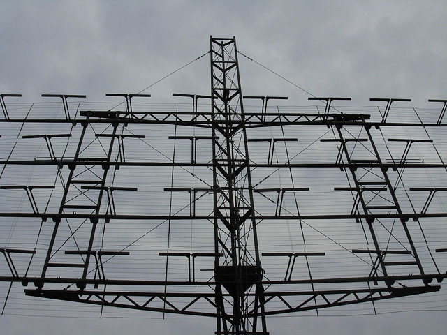 SCR-270 Radar Antenna