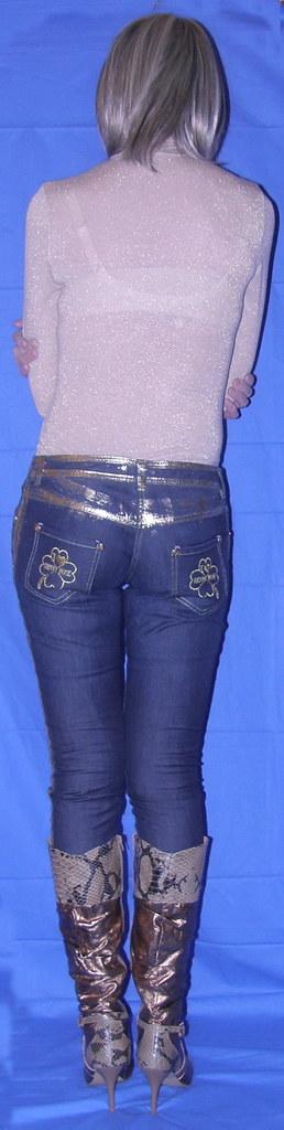 new style 302ec 51d59 denny rose una delle mie marche di jeans preferiti | Flickr